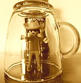 Kaffee macht munter - ein Mythos
